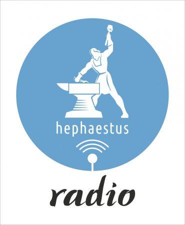Ο Αντώνης Ζαχαράκης στο Hephaestus Radio